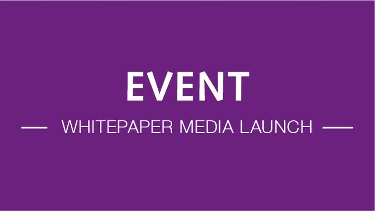 Whitepaper media launch