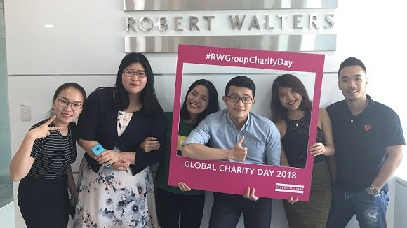 Vietnam charity day 2018
